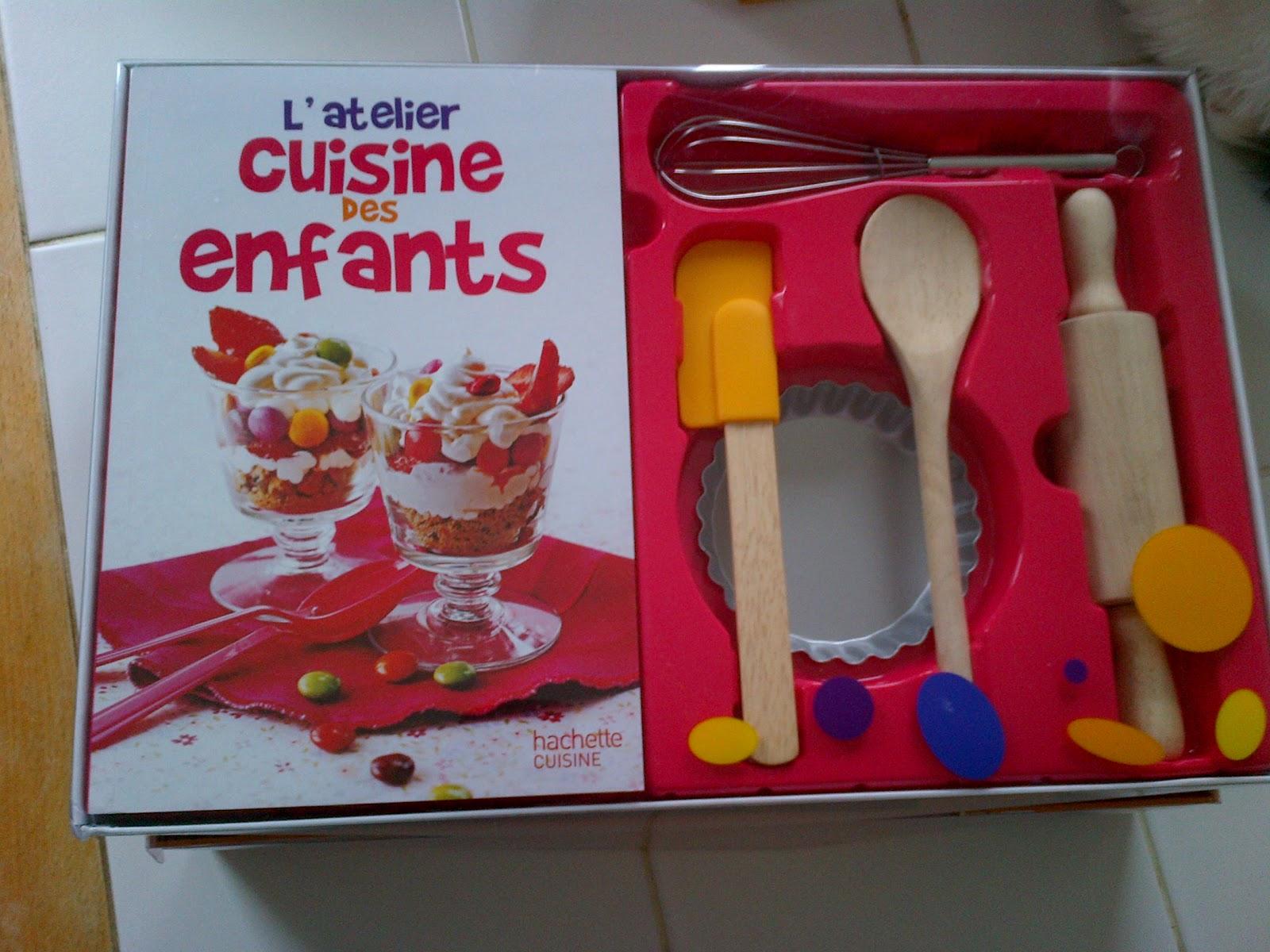 Aggie agit comparatif de 2 livres recettes pour enfants - Livre cuisine marmiton ...