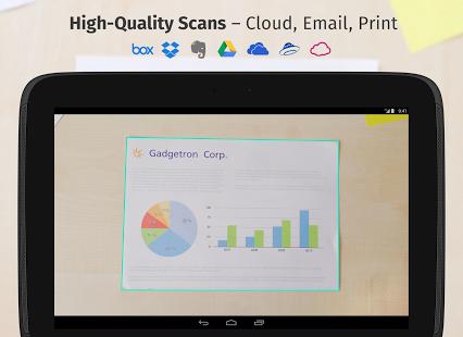 SCANBOT PDF Scanner full apk