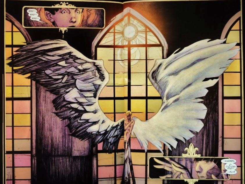 Angel: Revelations - Aguirre-Sacasa Pollina