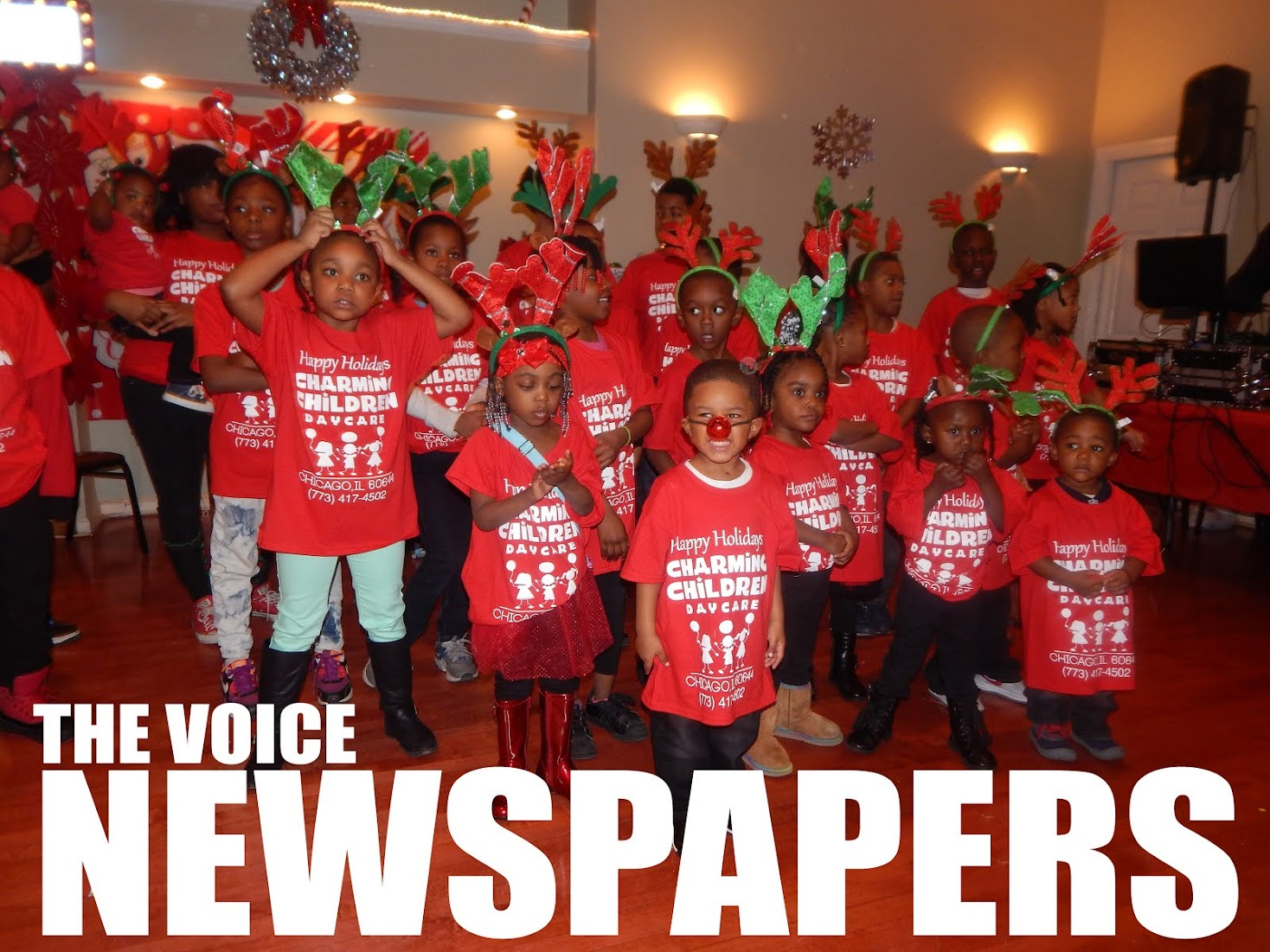 The Voice Newspapers, Chicago's West Side for 25 years