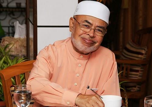 Datuk Dr Haron Din Tidak Menolak Sekiranya Pesawat Termasuk Ke Alam Ghaib