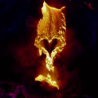 Lava Heart
