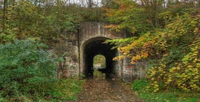 Ο μύθος για το… στοιχειωμένο τούνελ των oυρλιαχτών