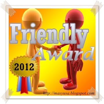 Award Dari Mas Yusa