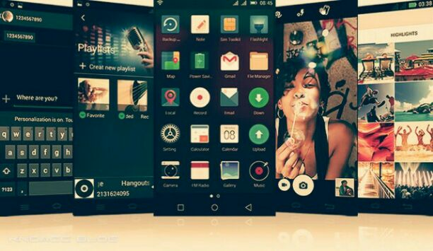 stock ROM Lollipop Infinix Zero 2