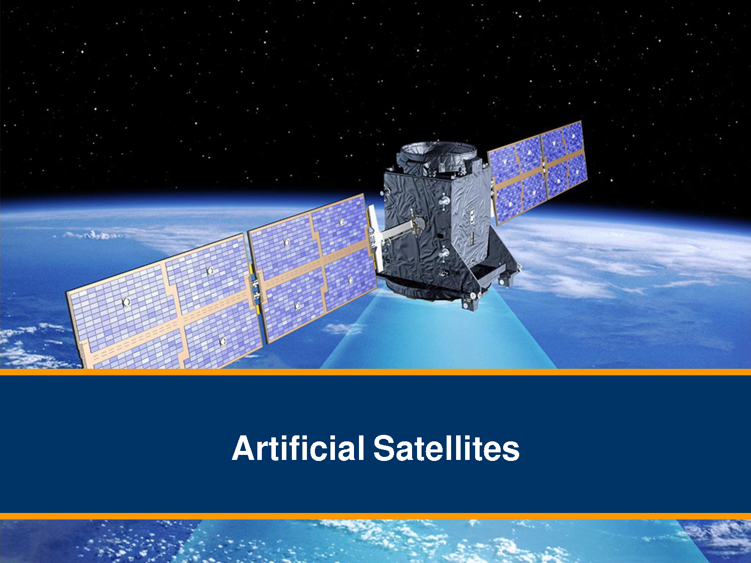artificial satelites Powerpoint presentation: introduction artificial satellites also have orbited the moon, the sun, asteroids , and the planets venus, mars, and.
