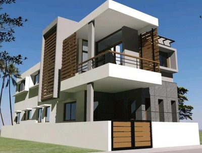 Home decoration design residential architecture design for Modern residential house plans