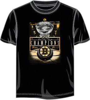 Big and Tall Boston Bruins T-Shirts