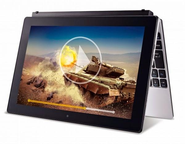 Acer Laptop Tablet