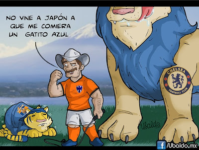 Monterrey busca vencer a Chelsea