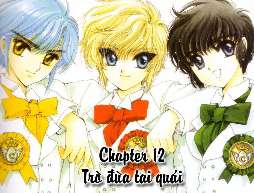 Clamp Gakuen Tanteidan Chap 12 - Next Chap 13