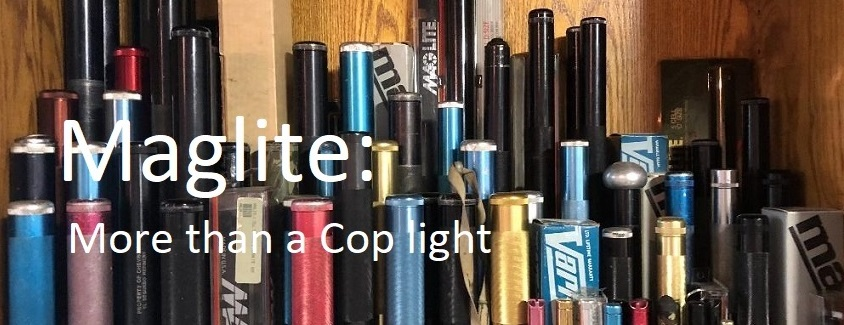 Maglite: More than a Cop light