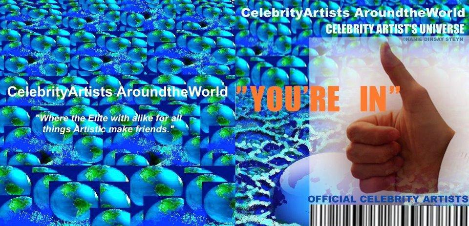 CelebrityArtists AroundtheWorld®