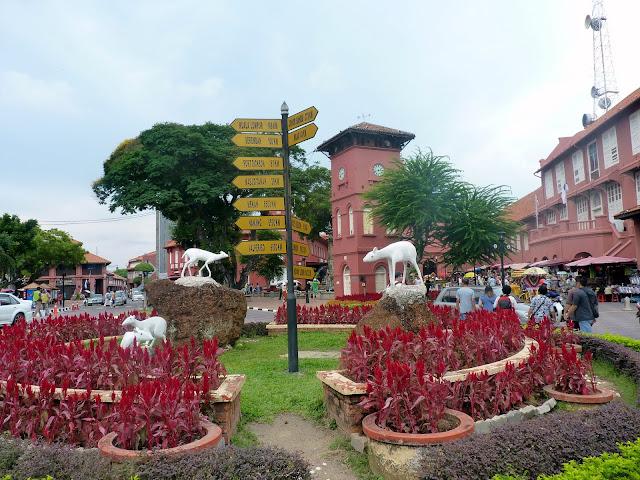 que ver en Malaca, visitar Melaca