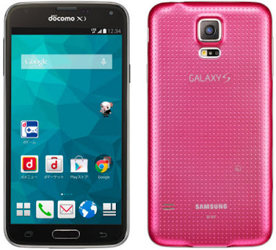 Root Samsung Galaxy S5 SC-04F