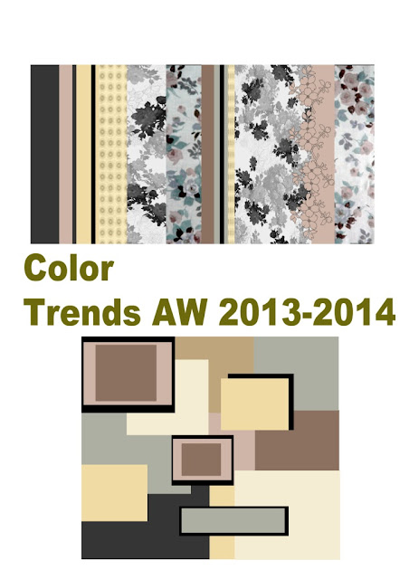 Color Trends Forecast, setting color fashion