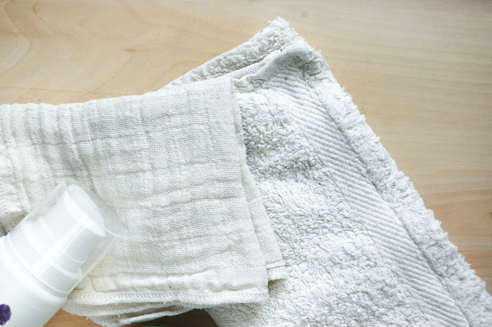 Washcloth, Muslin Cloth