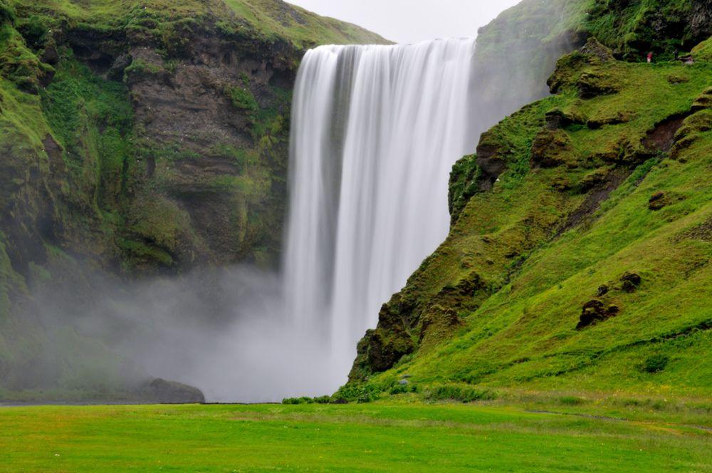 18. Skógafoss Iceland