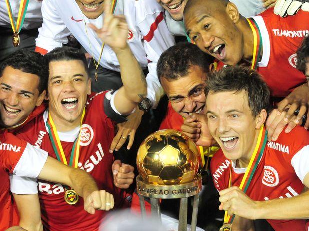 Inter vence Caxias e conquista bicampeonato