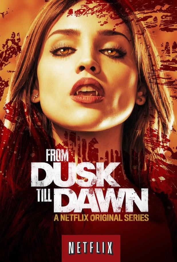 From Dusk Til Dawn Netflix poster