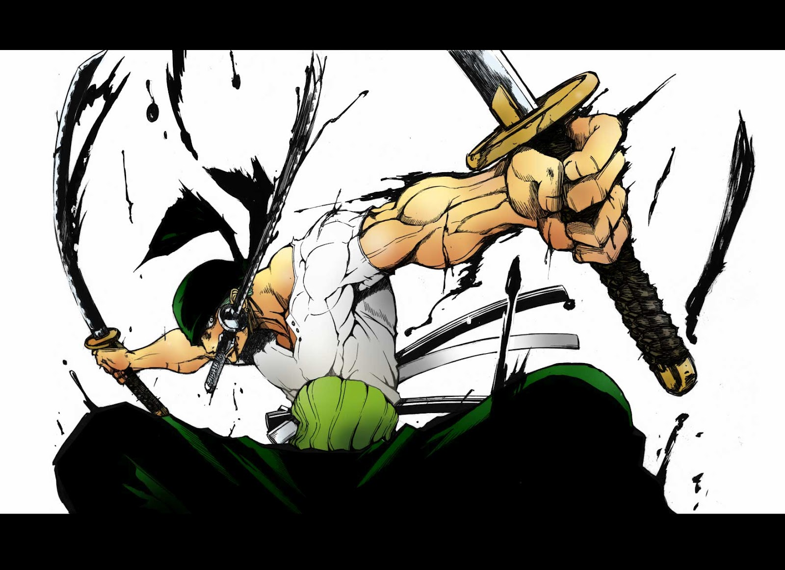 One Piece HD & Widescreen Wallpaper 0.455981265249053