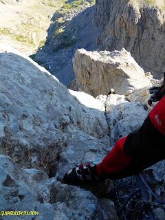 Guia de alta montaña Fernando Calvo , guiasdelpicu.com picos de europa escaladas al naranjo
