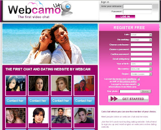 Webcamo.co.uk – Video Chat & Dating Portal of UK