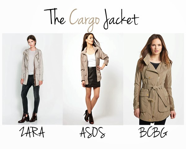 The Cargo / Safari Jacket