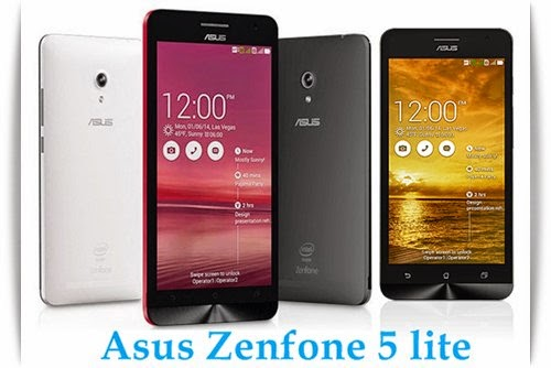 Compare Asus Zenfone 5 lite with ASUS Zenfone 5 - Specs and Price
