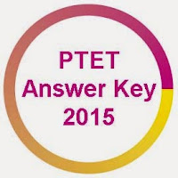 JNVU PTET Answer Key 17th May 2015