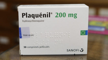 """""""Un-Paking"""" HQ sulfate tablets <br>from French pharm (Sanofi)"""