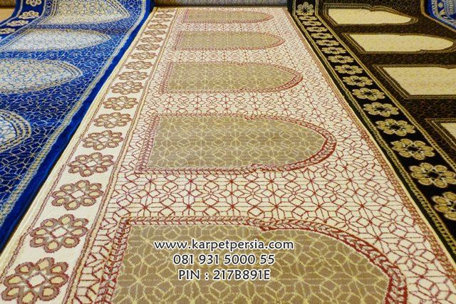 Pusat Distributor Karpet Turki Sajadah Masjid
