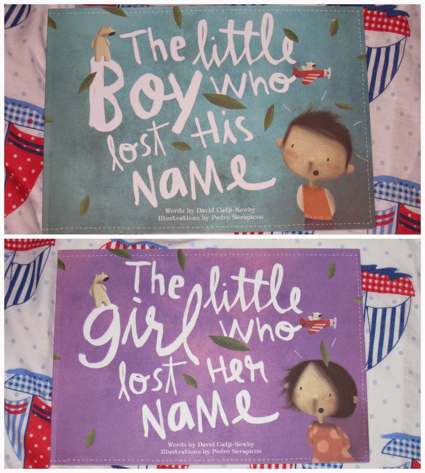 Handbags to change bags alternative easter gift ideas my first gift idea are these beautiful personalised books about the boygirl who lost hisher name basically you can personalise the book with your childs negle Image collections