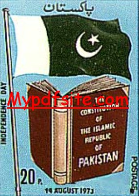 The Constitution of Pakistan 1973