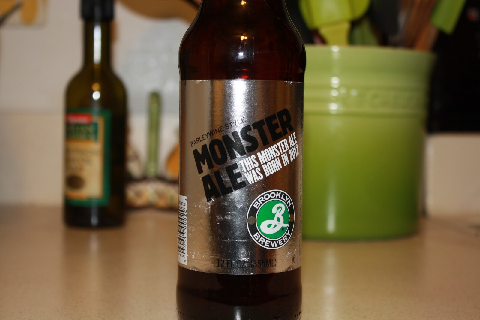 Brooklyn Brewery Monster Barleywine Style Ale