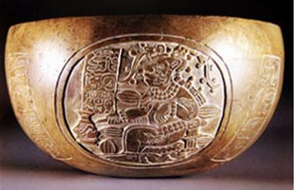 Cer mica de la cultura maya historia del per for Origen de la ceramica