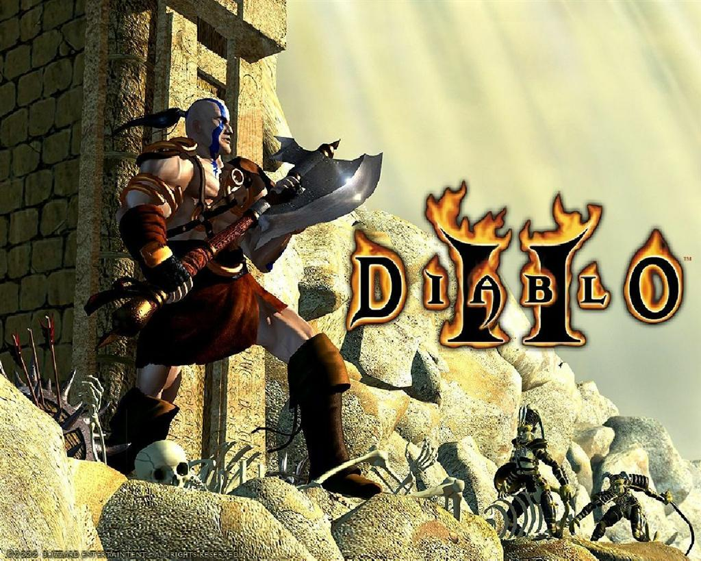 Diablo HD & Widescreen Wallpaper 0.688079243029936
