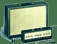 Silvertone Amp