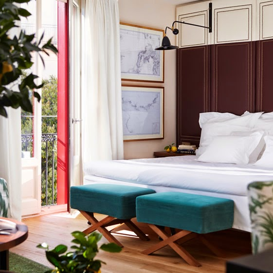Spanish design hotel cort en palma de mallorca for Mallorca design hotel