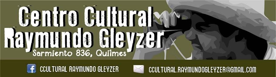 Centro Cultural Raymundo Gleyzer