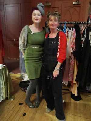 Vintage Fair Brighton Fashion