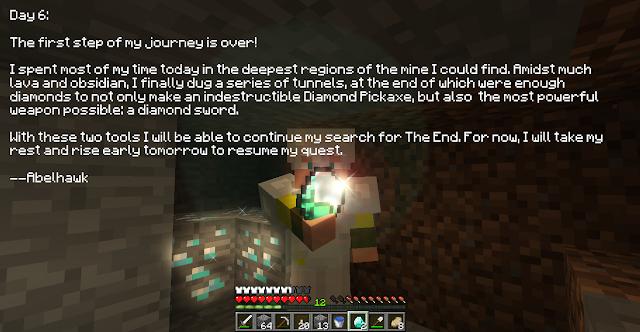 Entry 6: Underground Victory
