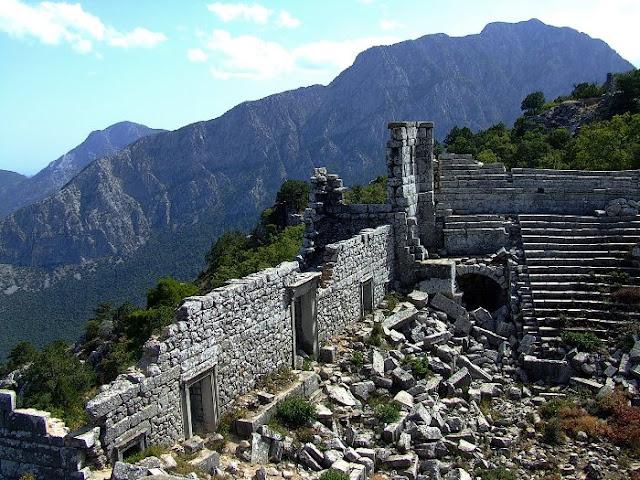 جولات سياحية في انطاليا تركيا, تيرميسو