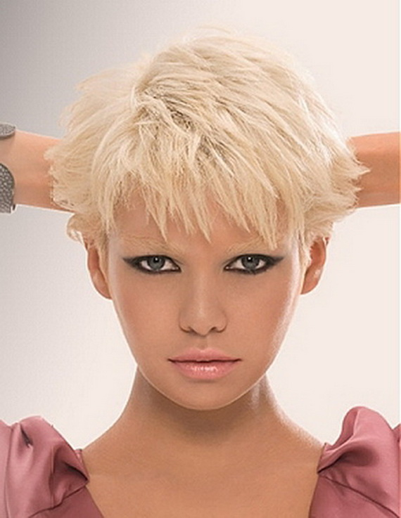 Hairstyles For Short Hair Cool : Cool Women Short Casual Hairstyles 2012 Pictures ~ Gallery Hairstyles ...
