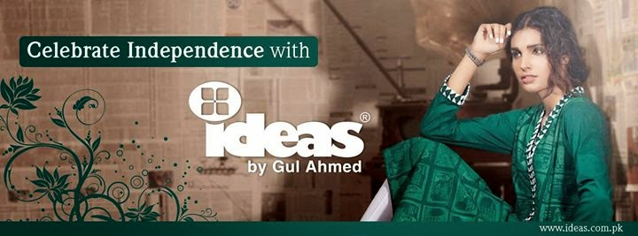 Gul Ahmed - Independence Festival Dresses