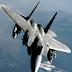 Pesawat pejuang F 15 Amerika Syarikat terhempas di Virginia
