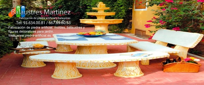 Piedra artificial balaustres martinez piedra artificial suelos para jardin losas centenarios - Balaustres de piedra ...