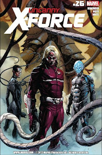 Uncanny X-Force #26 - Opena Cover - 365 Days of Comics