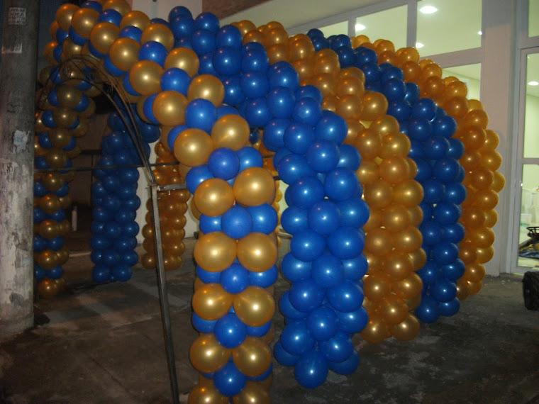 Tunel balão