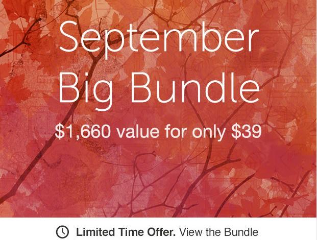 September Big Bundle